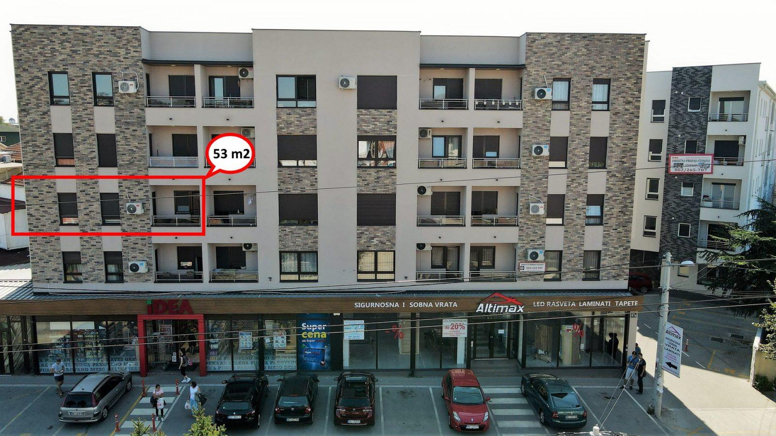 Земун -Алтина, објекат Угриновачки пут 47а